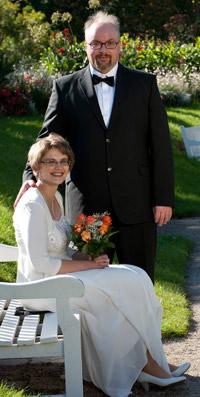 Inga und Joerg a - Jörg und Inga haben geheiratet!
