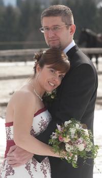 Isabel und Guenter - Isa2011 und Günter 71 haben geheiratet...