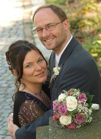 Martina Carsten - Martina und Carsten feiern bald ihren 1. Hochzeitstag