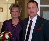 Silvia Helmut - Sylvia (simli) & Helmut (fenrisfolf) haben am 26.03.2010 geheiratet