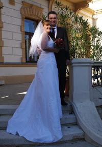 abby und nussi - Abby und Nussi haben geheiratet...