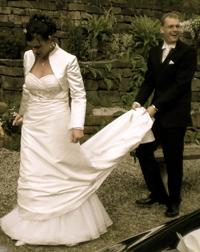 milagro76 CaptainBlaubaer - Milagro76 und Captain Blaubär haben geheiratet