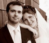 sirblack smiley face hochzeit - Christoph & Nina haben geheiratet...